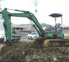 建設機械の画像